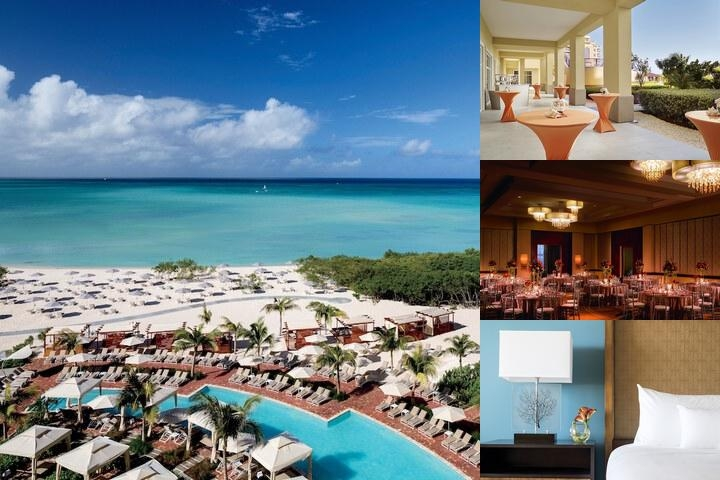 The Ritz Carlton Aruba photo collage