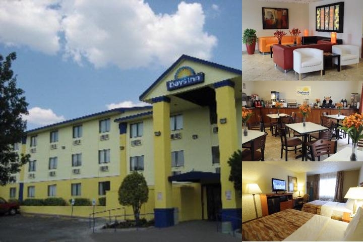 Days Inn Austin Crossroads photo collage
