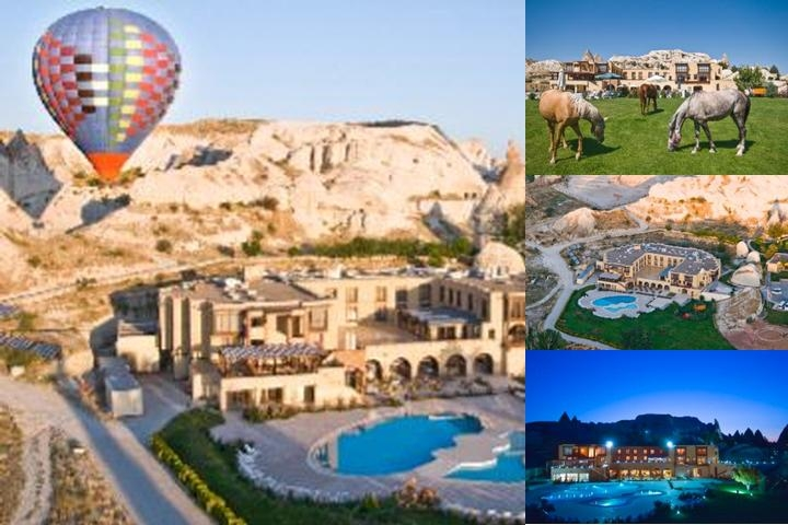 Tourist Hotels & Resorts Cappadocia photo collage