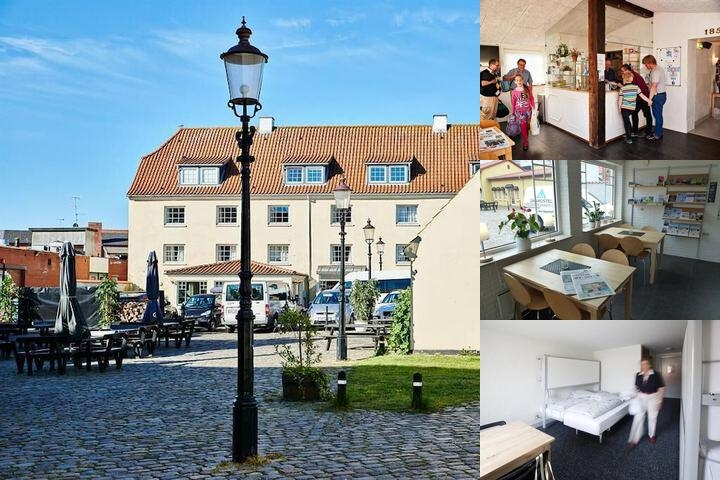 Danhostel Frederikshavn City photo collage