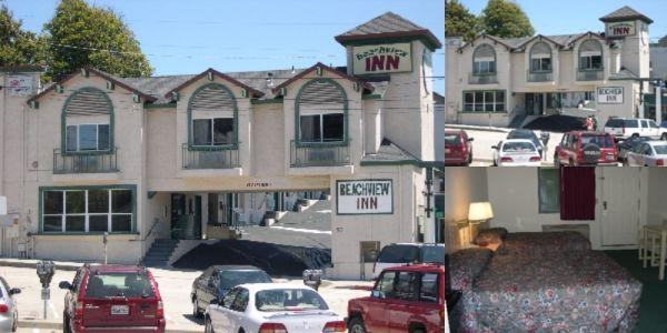 Beachview Inn photo collage