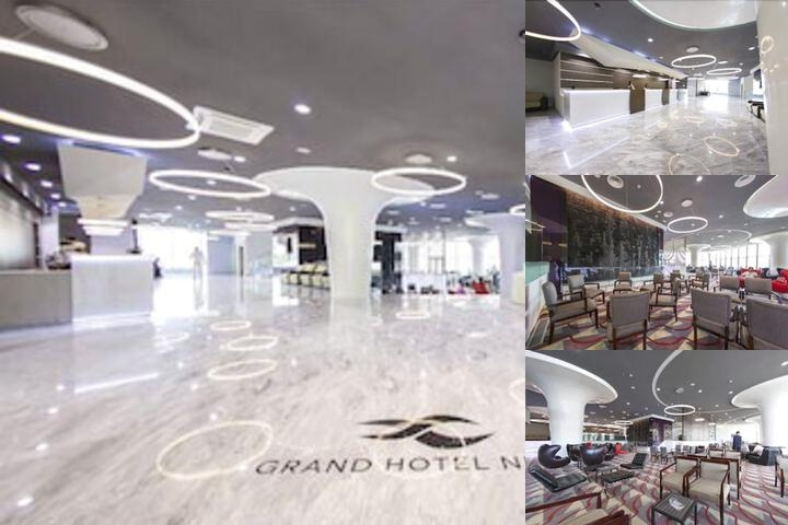 Grand Hotel Neum photo collage