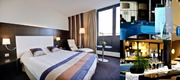 Best Western Europe Hotel photo collage