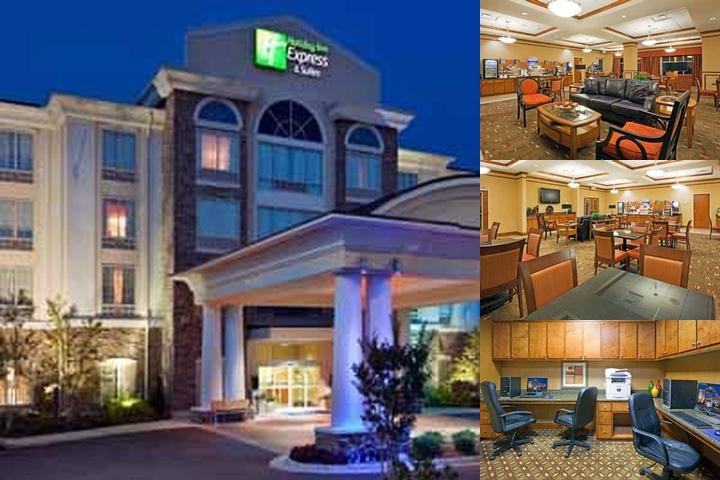 Holiday Inn Express Hotel & Suites Phenix City Col photo collage
