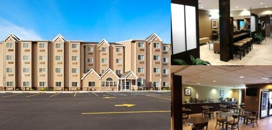 Microtel Inn & Suites by Wyndham Sayre Pa photo collage