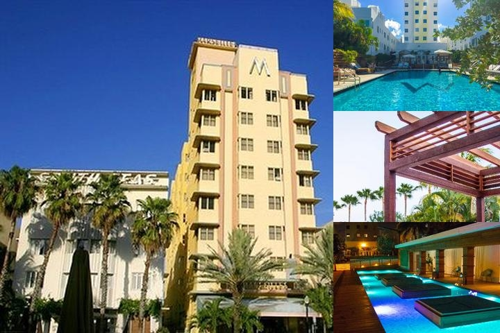 Marseilles Hotel photo collage