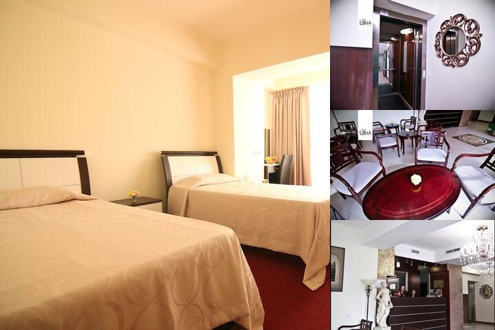 Lina Hotel photo collage