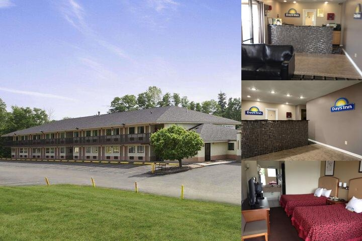 Days Inn by Wyndham Cloverdale Greencastle photo collage