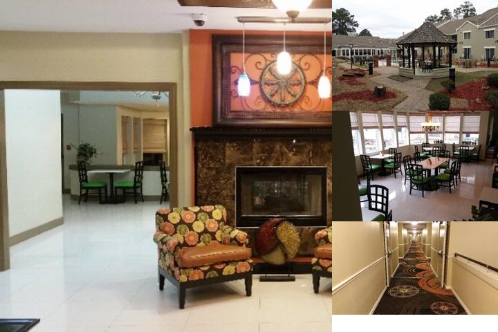 Clarion Inn & Suites Savannah Midtown photo collage