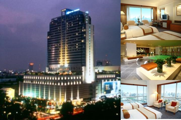 Pathumwan Princess Hotel photo collage