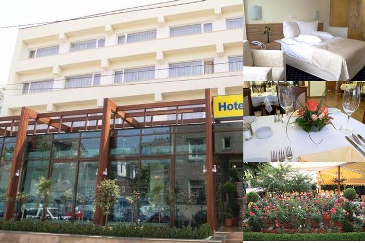 Hotel Marshal photo collage