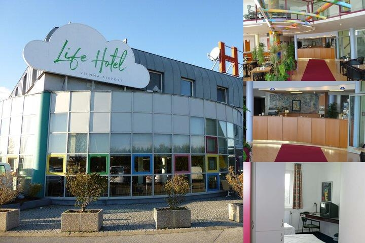 Eurohotel Vienna Airport photo collage