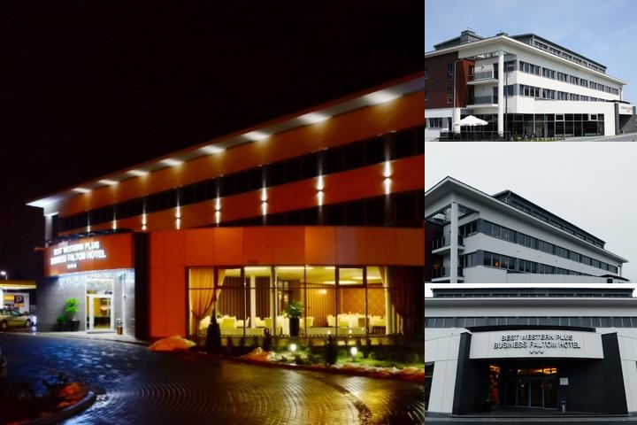 Best Western Plus Business Faltom Hotel photo collage