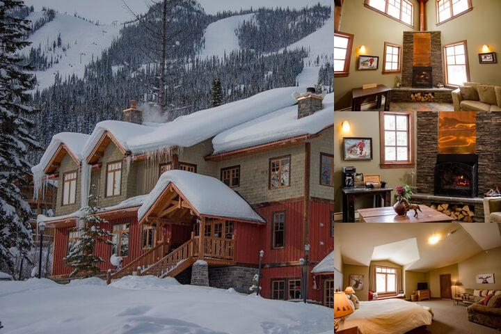 Copper Horse Lodge photo collage