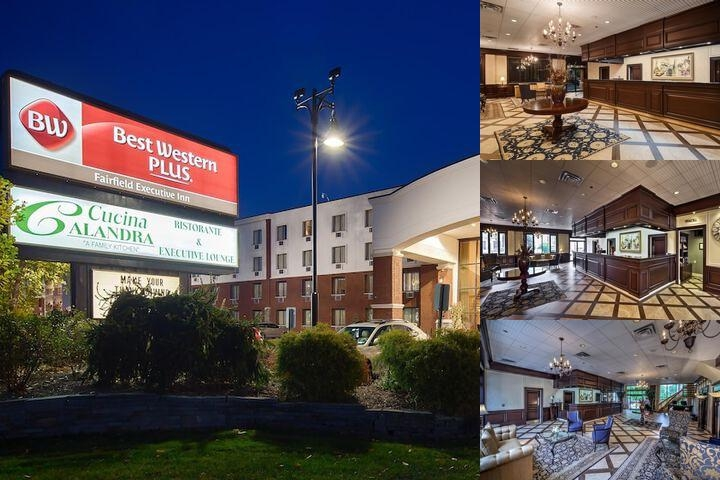 Best Western Plus Fairfield Executive Inn photo collage