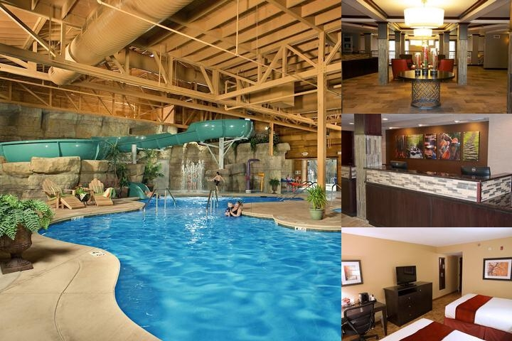 Welk Resort Branson Hotel photo collage
