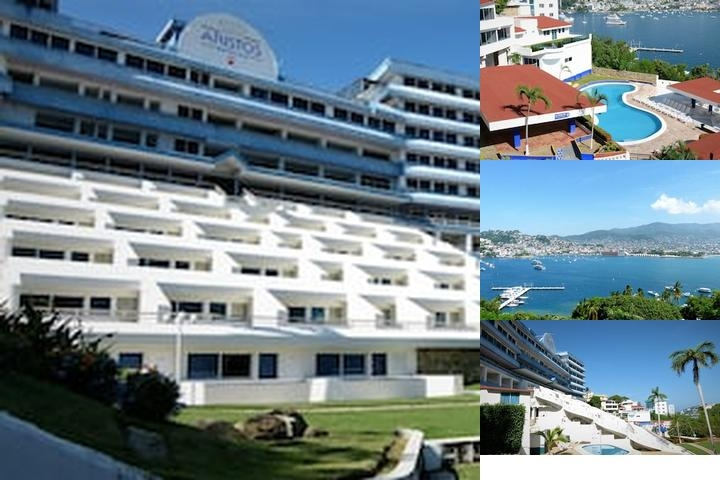 Flower Beach Resort photo collage