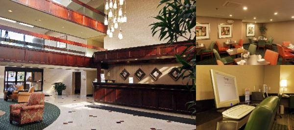 Hotel Farmington Hills photo collage