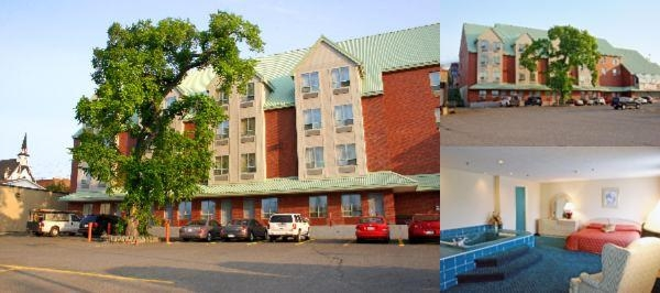 Best Western Manoir Adelaide photo collage