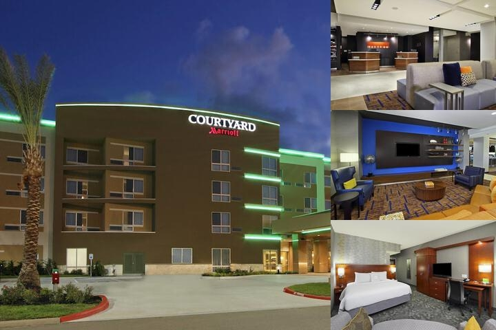 Courtyard by Marriott Victoria photo collage
