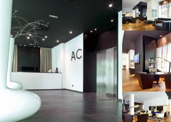 Ac Hotel Ciudad De Pamplona by Marriott photo collage