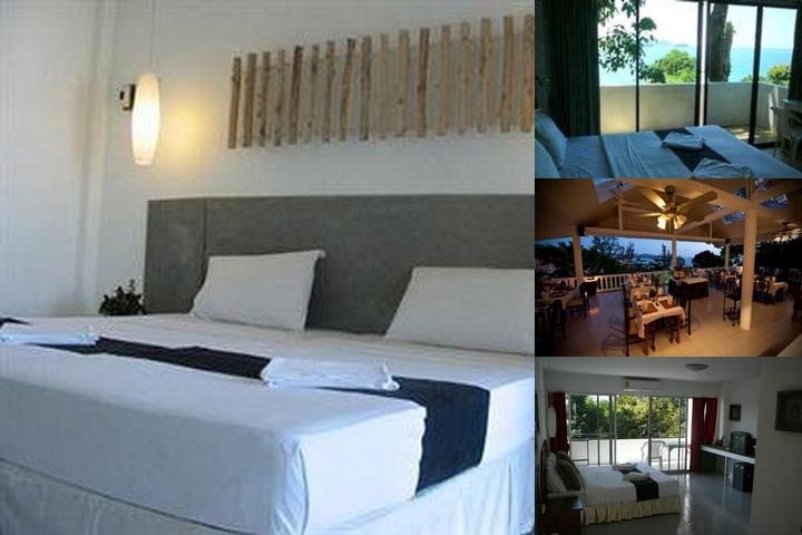 Karon Cliff Contemporary Boutique Bungalows photo collage
