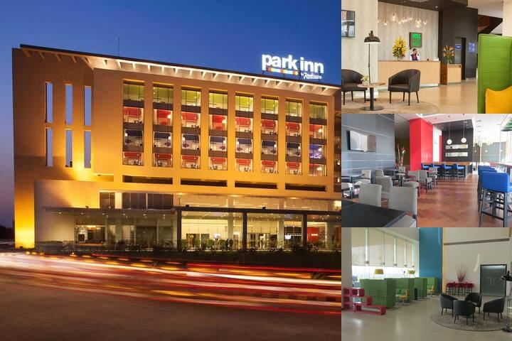 Park Inn by Radisson Gurgaon Bilaspur photo collage