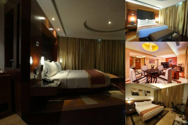 Radisson Blu Hotel Ghaziabad photo collage