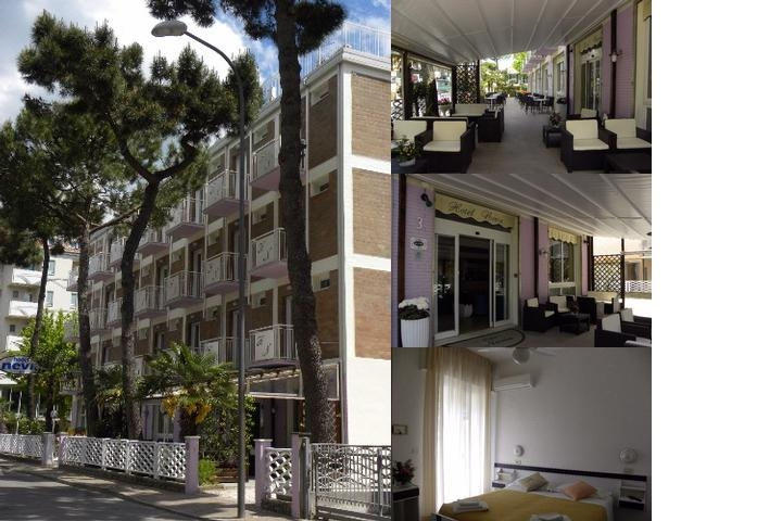 Hotel Nevia photo collage