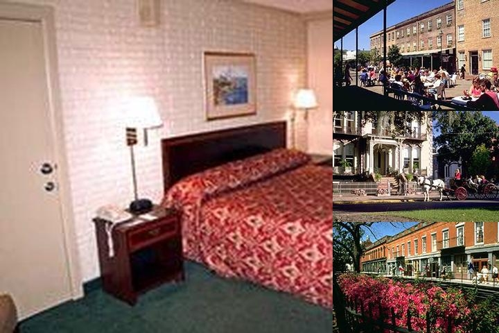Savannah River Inn Hotel photo collage