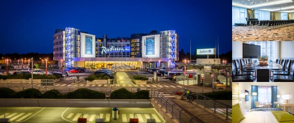 Radisson Blu Hotel Hamburg Airport photo collage