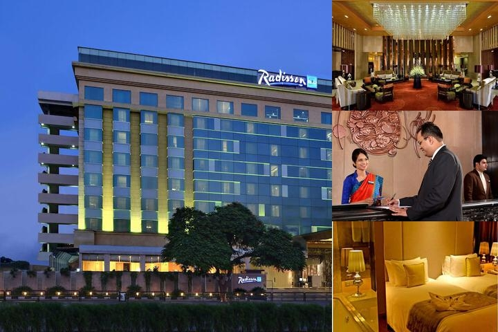 Radisson Blu Jaipur photo collage