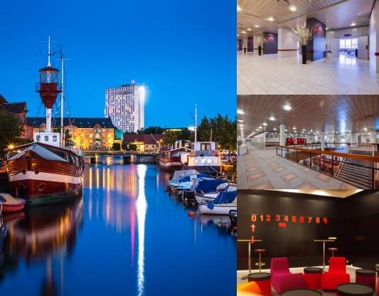 Radisson Blu Scandinavia Hotel photo collage