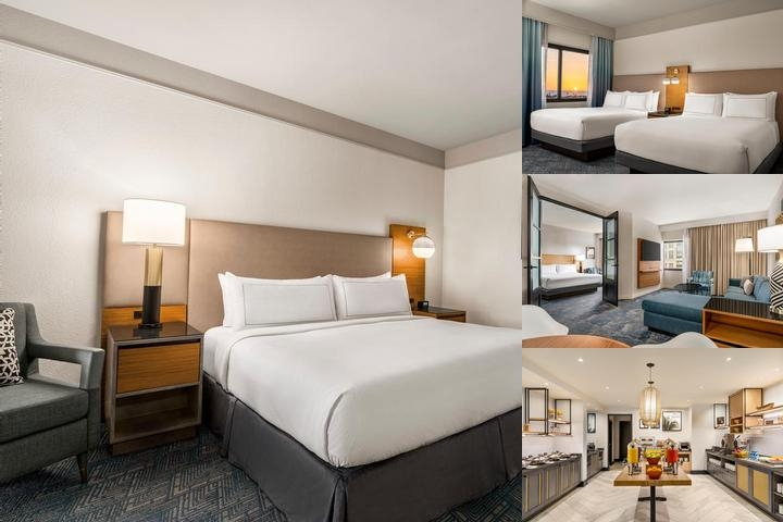 Doubletree Suites by Hilton photo collage