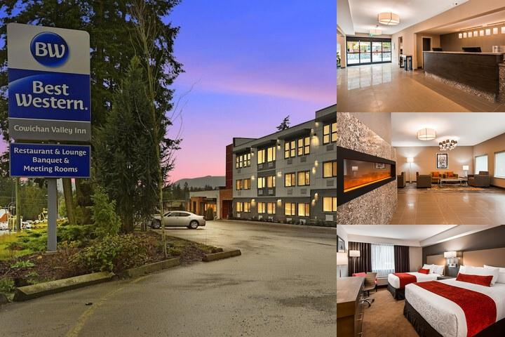 Best Western Cowichan Valley Inn photo collage