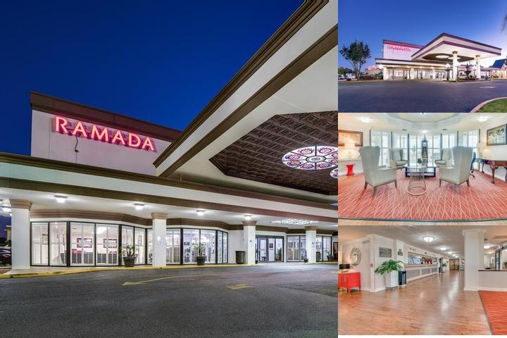 Ramada Metairie New Orleans Airport photo collage
