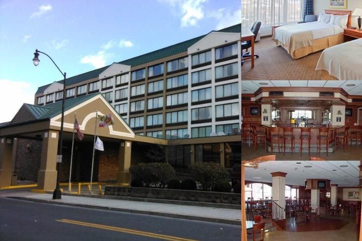 Downtown Cumberland Ramada photo collage