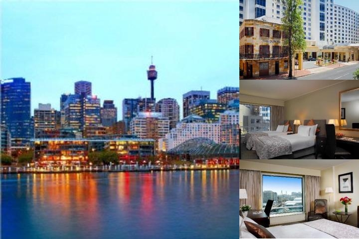 Four Points by Sheraton Darling Harbour Sydney photo collage