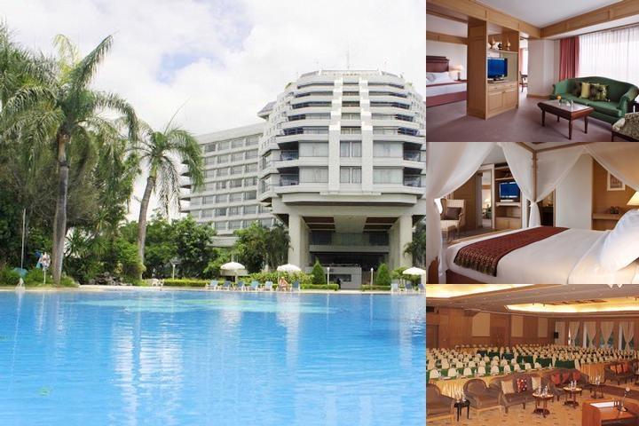 Dusit Island Resort Chiang Rai photo collage