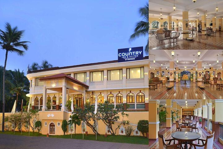 Country Inn & Suites by Radisson Goa Candolim photo collage