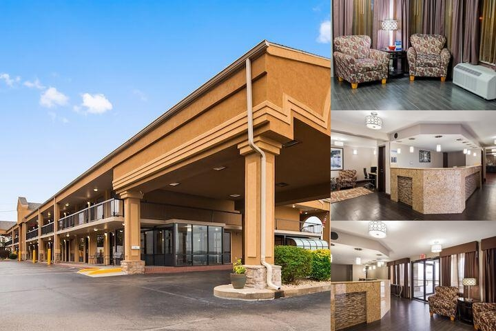 Best Western Coachlight photo collage