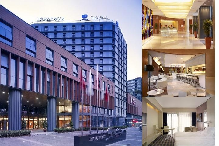Park Plaza Beijing West photo collage