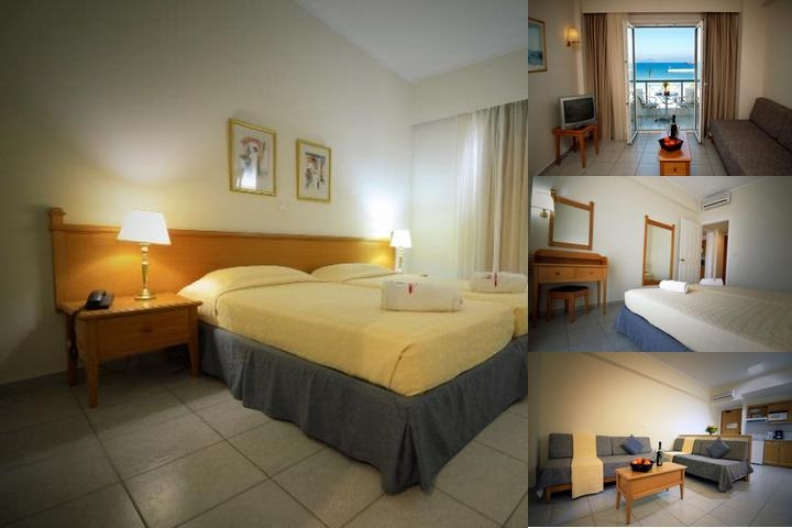 Kos Hotel photo collage