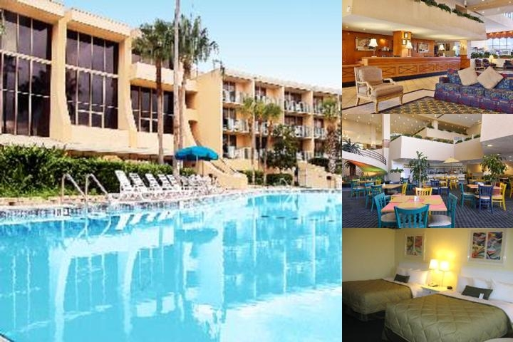 Ramada Orlando Downtown photo collage