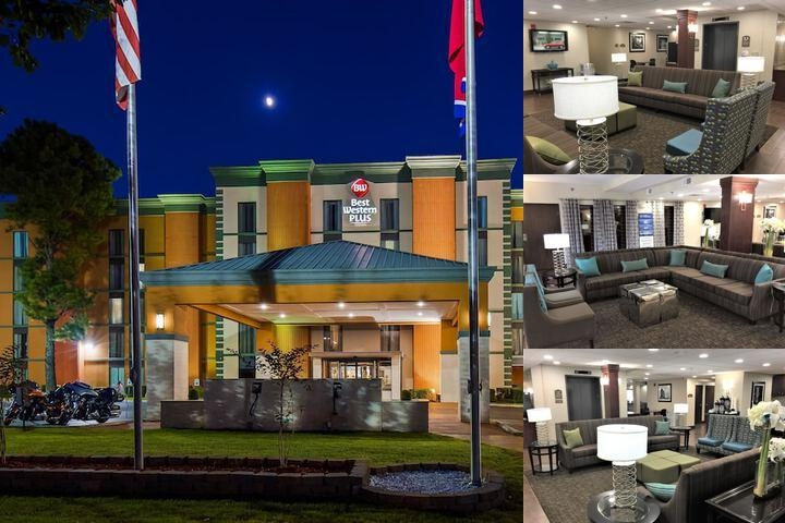 Best Western Plus Galleria Inn & Suites photo collage