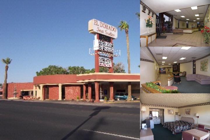 El Dorado Inn Suites photo collage