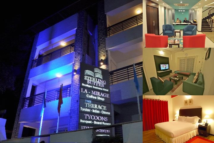 Sterling Suites photo collage