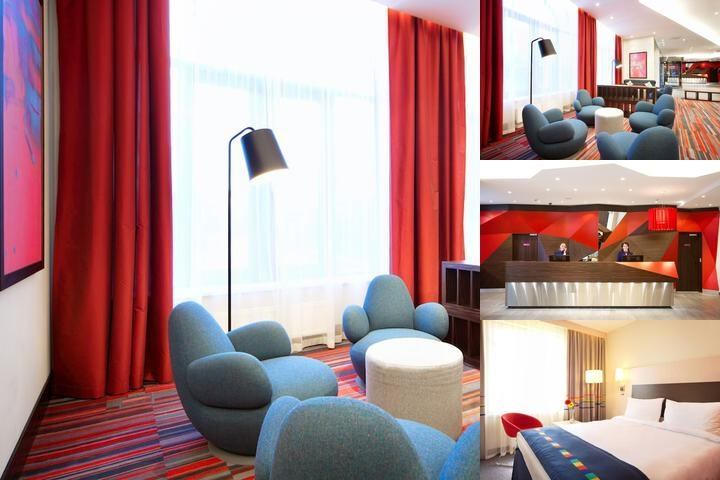 Park Inn by Radisson Sochi City Centre photo collage