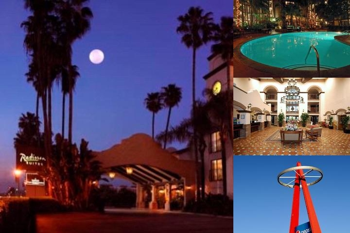 Radisson Suites Buena Park photo collage