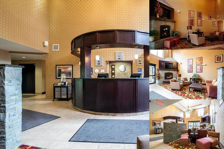 Comfort Inn & Suites Tunkhannock photo collage